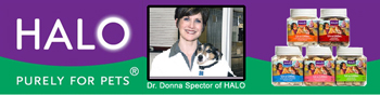 """HALO Pet products are """"all natural"""" and """"provide the best in Holistic Pet Care!"""""""