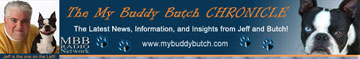 Sign up for our Free Newsletter - The My Buddy Butch Chronicle!