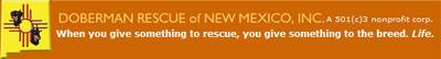 Rescue a Doberman!