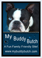 My Buddy Butch Web Site